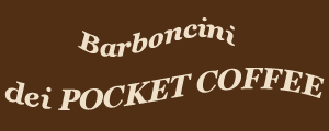 I Barboncini dei Pocket Coffee